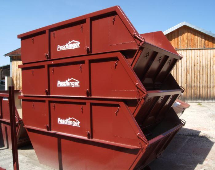 Bauunternehmen Passau containerdienst passau bauunternehmen poschinger