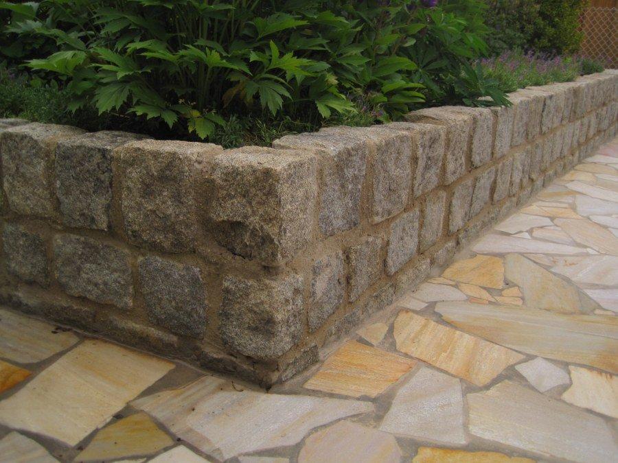 Beispiele für Mauern