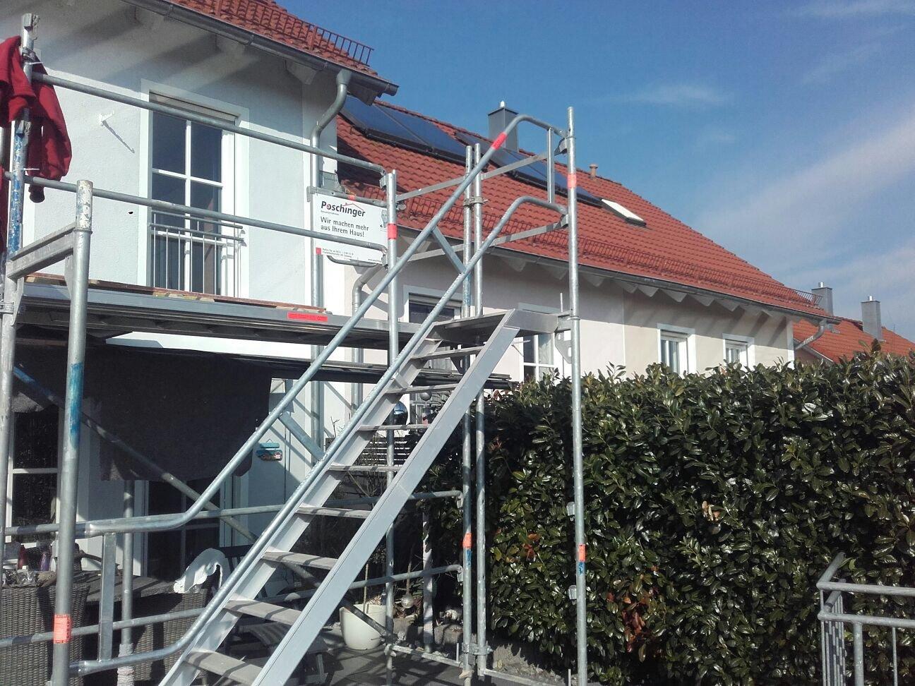 Bauunternehmen Passau aktuelles vom bauunternehmen poschinger in salzweg